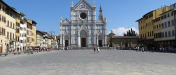 Iglesia de Santa Croce-florencia